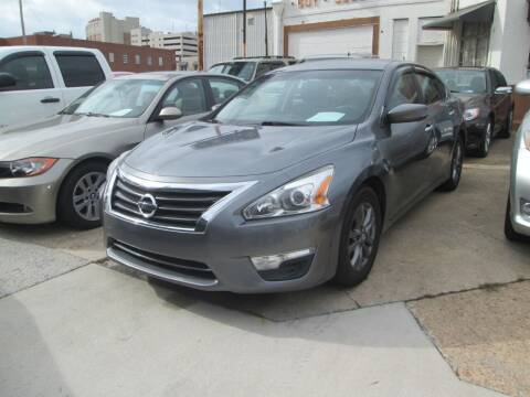 2015 Nissan Altima for sale at Downtown Motors in Macon GA