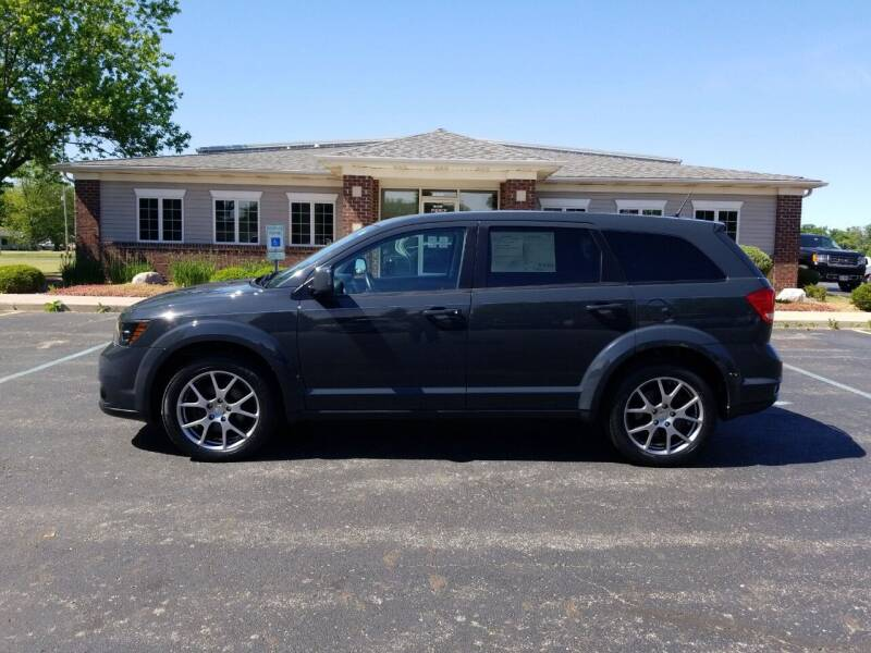 2017 Dodge Journey for sale at Pierce Automotive, Inc. in Antwerp OH