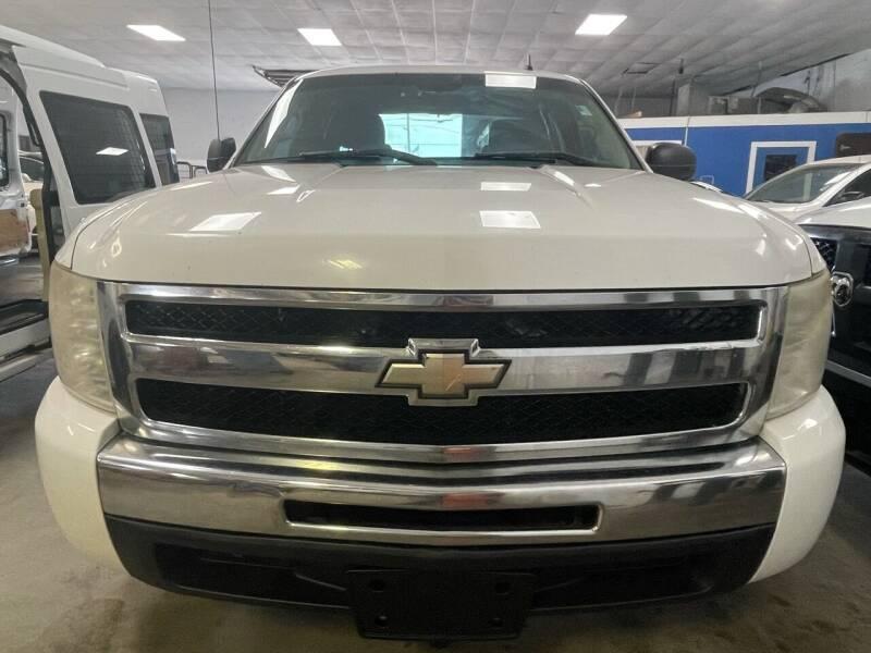 2011 Chevrolet Silverado 1500 for sale at Ricky Auto Sales in Houston TX