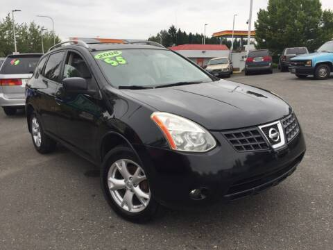 2009 Nissan Rogue for sale at Federal Way Auto Sales in Federal Way WA