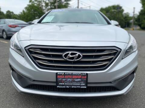 2016 Hyundai Sonata for sale at Nasa Auto Group LLC in Passaic NJ