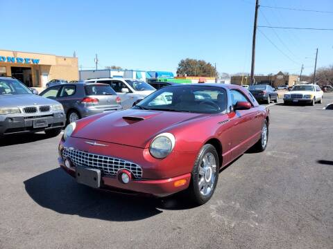 2004 Ford Thunderbird for sale at Image Auto Sales in Dallas TX