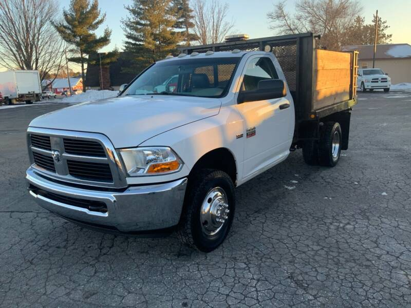 2011 RAM Ram Chassis 3500 for sale at Stein Motors Inc in Traverse City MI