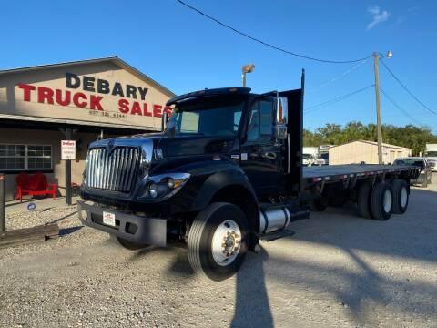 2013 International WorkStar 7600 for sale at DEBARY TRUCK SALES in Sanford FL
