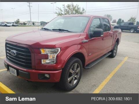 2016 Ford F-150 for sale at Sam Leman Chrysler Jeep Dodge of Peoria in Peoria IL