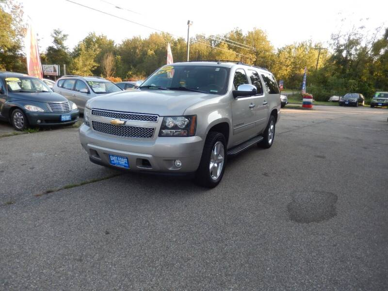 2009 Chevrolet Suburban for sale at East Coast Auto Trader in Wantage NJ