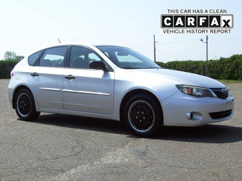 2008 Subaru Impreza for sale at Atlantic Car Company in East Windsor CT