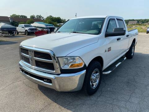 2010 Dodge Ram Pickup 3500 for sale at RP MOTORS in Canfield OH