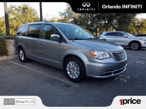 2014 Chrysler Town and Country for sale at Orlando Infiniti in Orlando FL