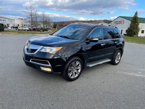 2010 Acura MDX for sale at CarXpress in Fredericksburg VA