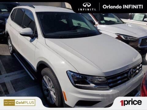 2020 Volkswagen Tiguan for sale at Orlando Infiniti in Orlando FL