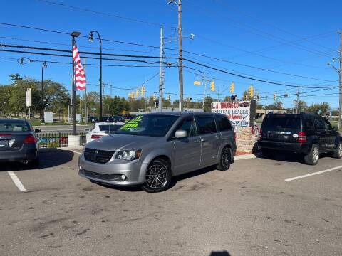 2016 Dodge Grand Caravan for sale at L.A. Trading Co. Woodhaven in Woodhaven MI