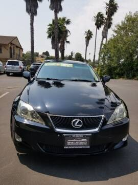 2008 Lexus IS 250 for sale at Imports Auto Sales & Service in San Leandro CA