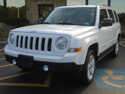 2011 Jeep Patriot for sale at Rogos Auto Sales in Brockway PA