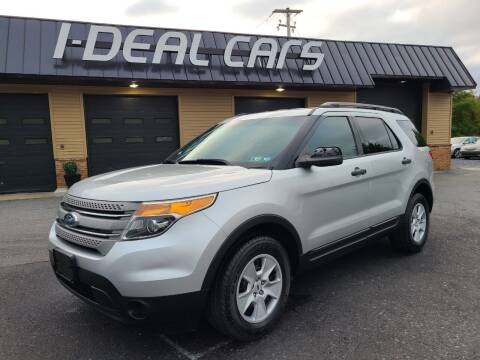 2012 Ford Explorer for sale at I-Deal Cars in Harrisburg PA