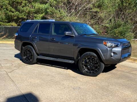 2016 Toyota 4Runner for sale at Selective Cars & Trucks in Woodstock GA
