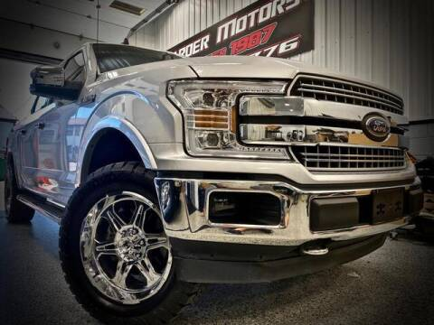 2019 Ford F-150 for sale at Carder Motors Inc in Bridgeport WV