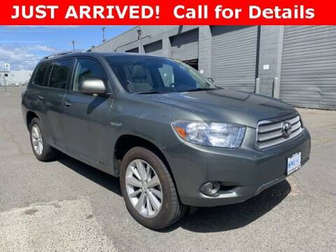 2009 Toyota Highlander Hybrid for sale at Toyota of Seattle in Seattle WA