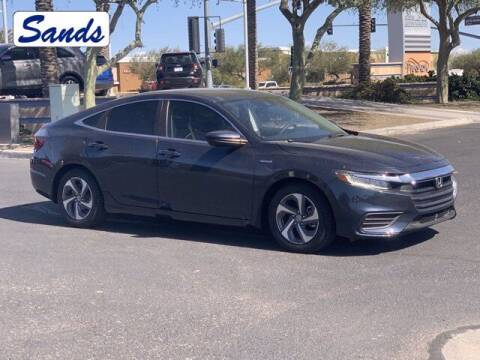 2019 Honda Insight for sale at Sands Chevrolet in Surprise AZ