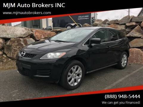 2007 Mazda CX-7 for sale at MJM Auto Brokers INC in Gloucester MA