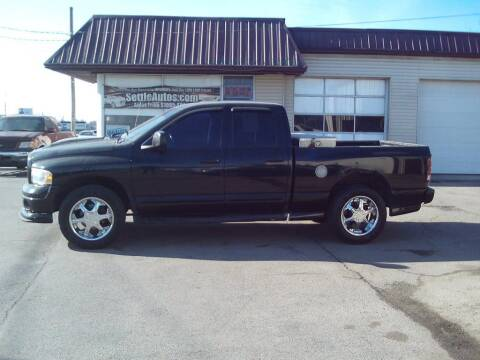 2004 Dodge Ram Pickup 1500 for sale at Settle Auto Sales TAYLOR ST. in Fort Wayne IN