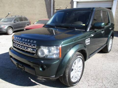 2011 Land Rover LR4 for sale at Ideal Auto in Kansas City KS