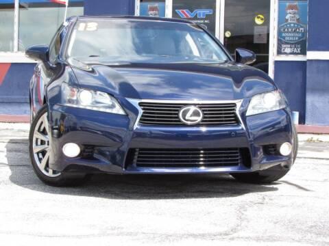 2013 Lexus GS 350 for sale at VIP AUTO ENTERPRISE INC. in Orlando FL