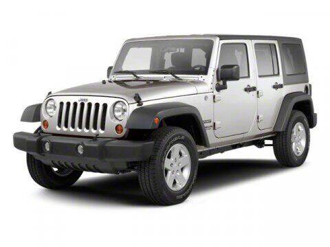 2010 Jeep Wrangler Unlimited for sale at Gandrud Dodge in Green Bay WI