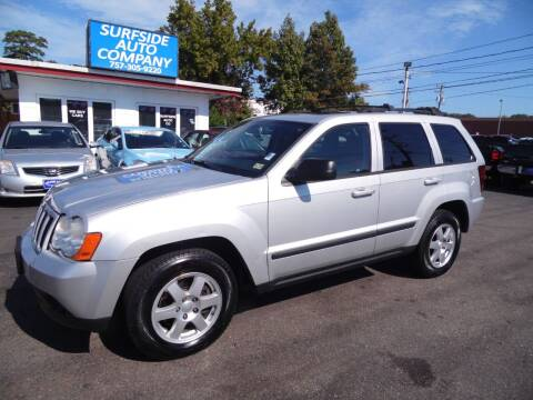 2009 Jeep Grand Cherokee for sale at Surfside Auto Company in Norfolk VA