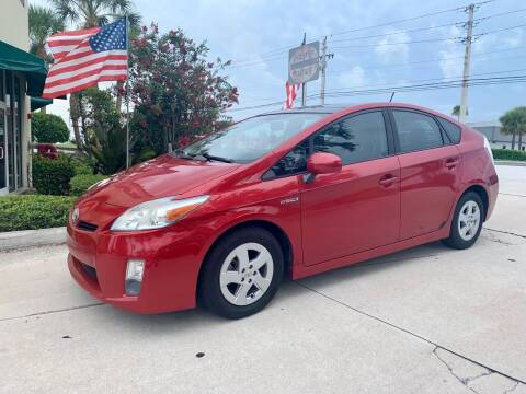 2010 Toyota Prius for sale at AUTOSPORT MOTORS in Lake Park FL