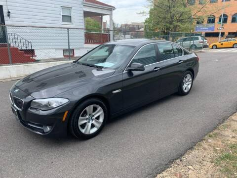 2013 BMW 5 Series for sale at Sylhet Motors in Jamacia NY