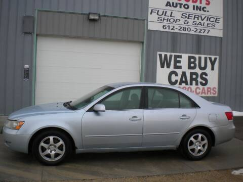 2006 Hyundai Sonata for sale at Woody's Auto Sales Inc in Randolph MN