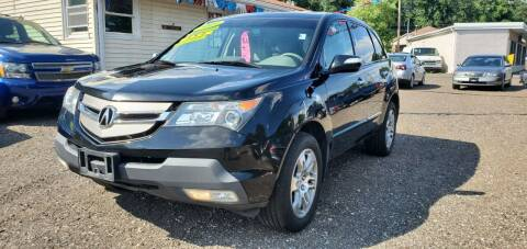 2009 Acura MDX for sale at Russo's Auto Exchange LLC in Enfield CT