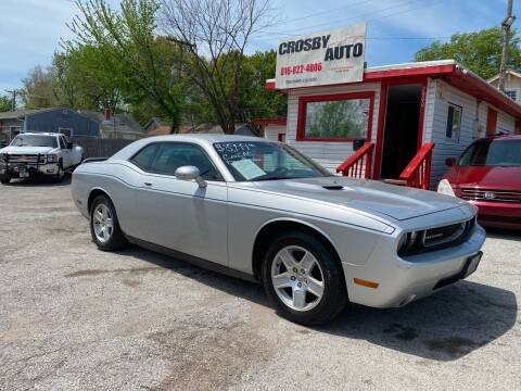 2010 Dodge Challenger for sale at Crosby Auto LLC in Kansas City MO