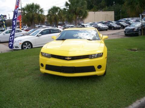 2014 Chevrolet Camaro for sale at Louisiana Imports in Baton Rouge LA