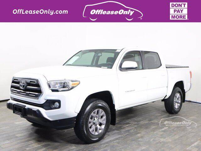 2017 Toyota Tacoma for sale in West Palm Beach, FL