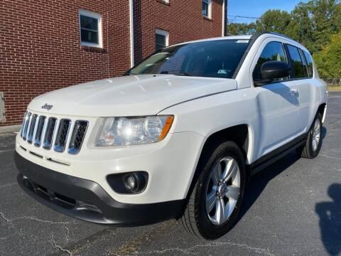 2011 Jeep Compass for sale at El Camino Auto Sales in Gainesville GA