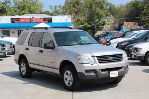 2006 Ford Explorer for sale at Car 1234 inc in El Cajon CA