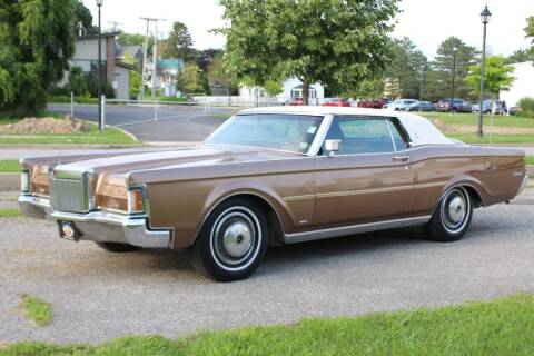 1971 Lincoln Mark III for sale at Great Lakes Classic Cars & Detail Shop in Hilton NY