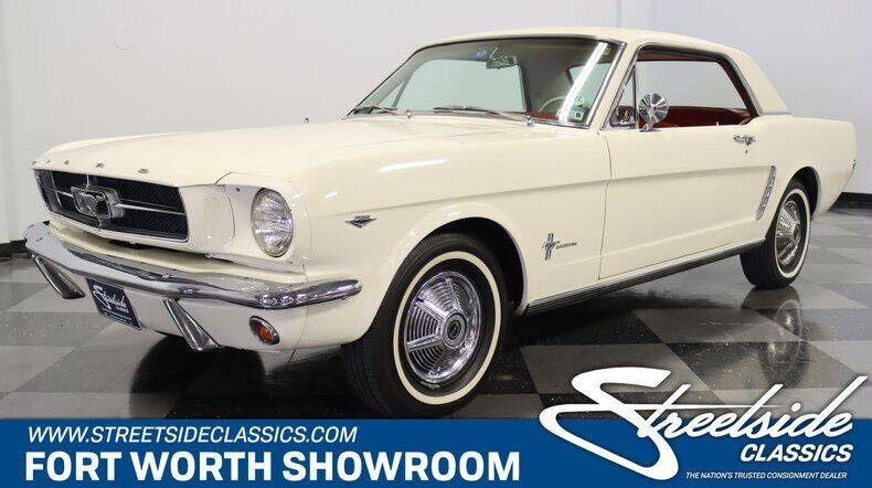1965 Ford Mustang for sale in Fort Worth, TX