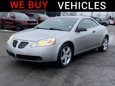 2007 Pontiac G6 for sale at Vicksburg Chrysler Dodge Jeep Ram in Vicksburg MI