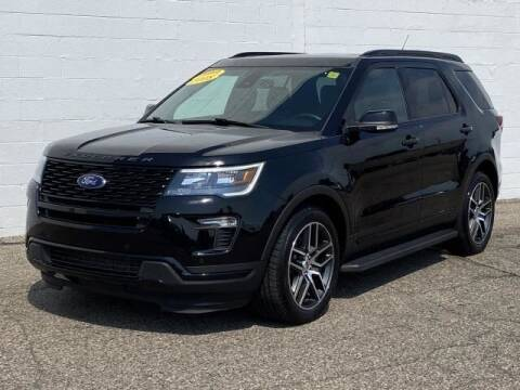 2018 Ford Explorer for sale at TEAM ONE CHEVROLET BUICK GMC in Charlotte MI