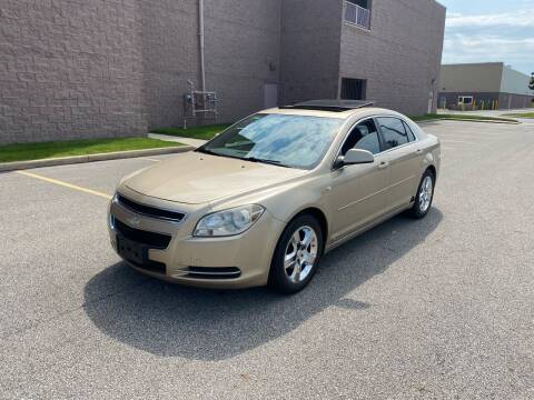 2008 Chevrolet Malibu for sale at JE Autoworks LLC in Willoughby OH