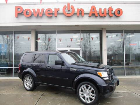 2011 Dodge Nitro for sale at Power On Auto LLC in Monroe NC