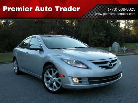 2010 Mazda MAZDA6 for sale at Premier Auto Trader in Alpharetta GA