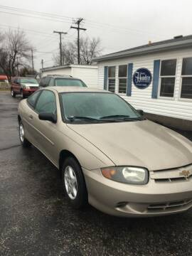 2005 Chevrolet Cavalier for sale at Mike Hunter Auto Sales in Terre Haute IN