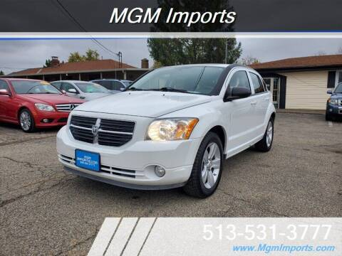 2011 Dodge Caliber for sale at MGM Imports in Cincannati OH