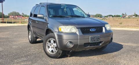 2005 Ford Escape for sale at BAC Motors in Weslaco TX