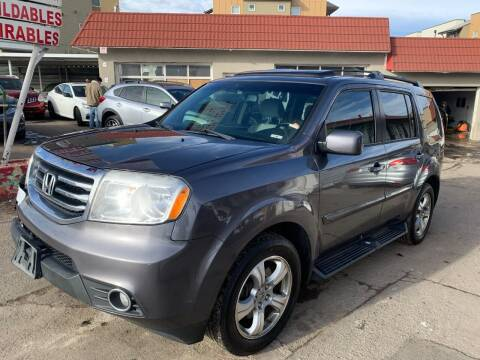 2014 Honda Pilot for sale at STS Automotive in Denver CO