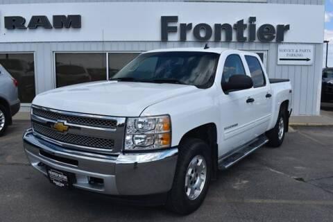 2013 Chevrolet Silverado 1500 for sale at Frontier Motors Automotive, Inc. in Winner SD